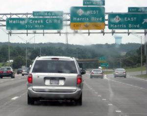 I-85 Exit